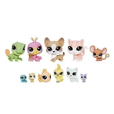 Littlest Pet Shop Littlest Pet Shop Miniş Koleksiyoner Seti Renkli